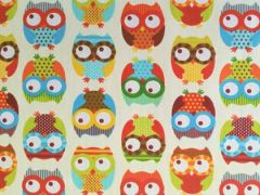 B79 Hoot Owl Yellow